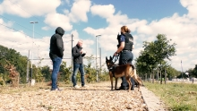 Reveal bodycam patrouille Politie Zone Turnhout