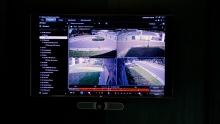 Kwalitatieve beelden bewakingscamera's