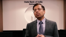 Arvind Kumar Singhn CEO State Bank of India