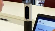Plug and play externe webcam
