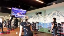 Virtuele lessen op Philips tv