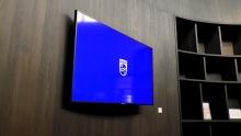 Eenvoudige bediening voor Philips tv in vergaderzaal